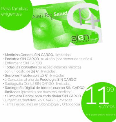 Alen Top Salud premium web